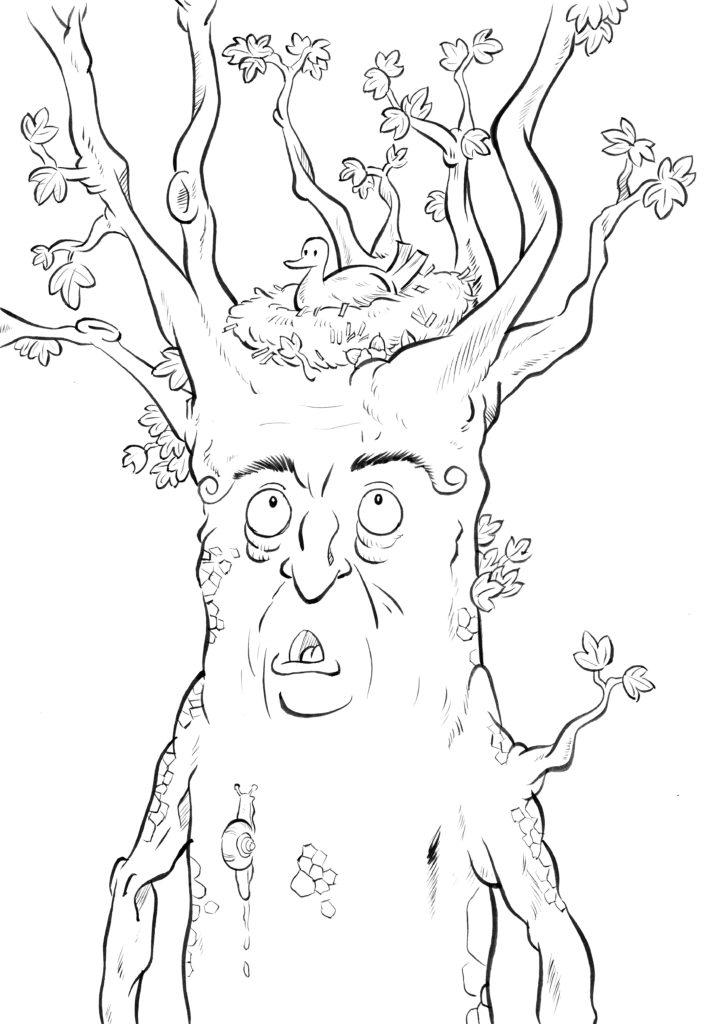 homme-arbre répliques olgir citation