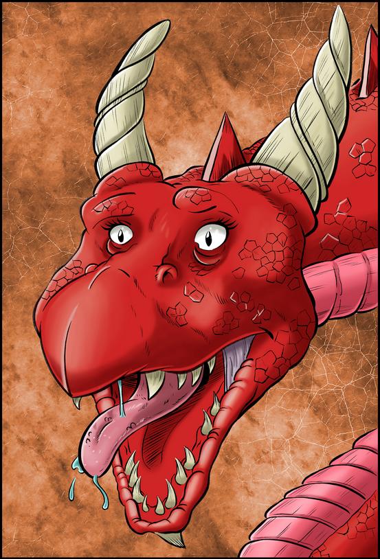 citation olgir dragon enrhumé