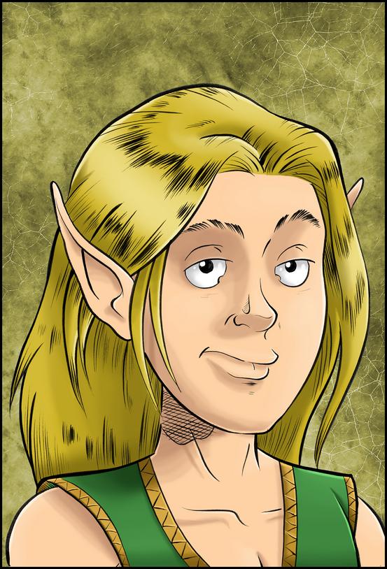 citation olgir barde elfe repère oreille